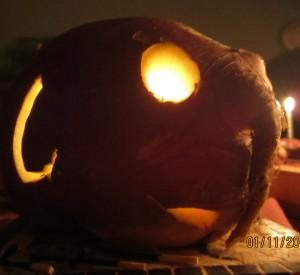turnip lantern