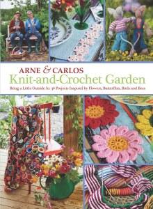 Knit and crochet garden
