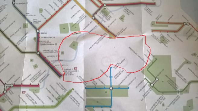 map gap